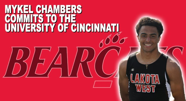 Lakota West Track: Mykel Chambers Commits to UC