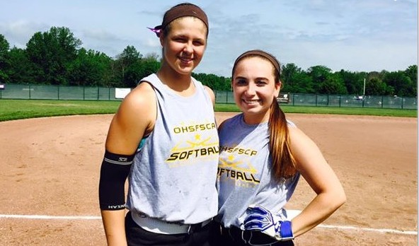Lakota West Softball: Allie Cummins and Kelsey Braswell Play Well in Underclassman All Star Games