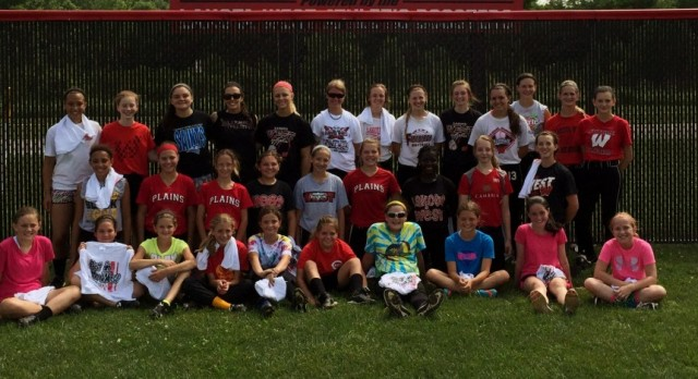 Lakota West Softball: Best in the West Softball Camp A Big Success