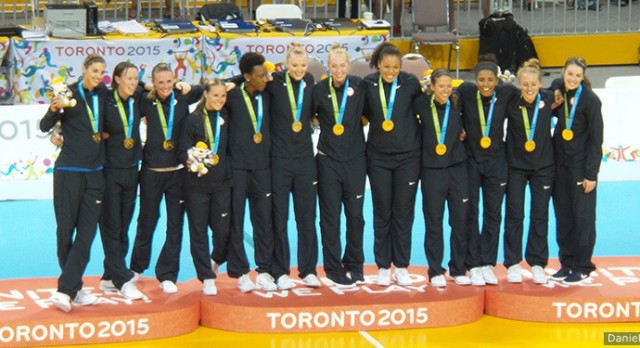 Lakota West Volleyball Alum: Jenna Hagglund Help U.S. Strike Pan Am Gold