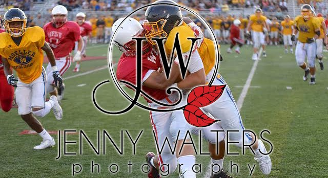 West vs. Moeller Football Pics by Jenny Walters Photography