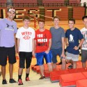 AVP Beach Volleyball Stars Visit Lakota West (Compliments of Jenny Walters Photography)