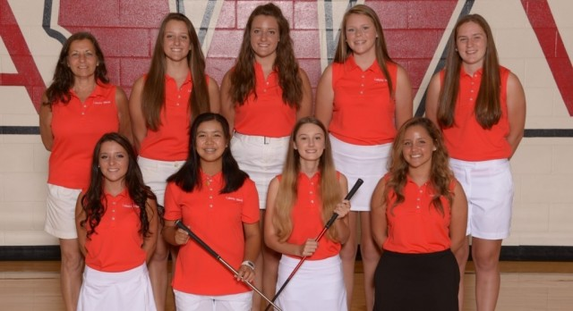 Lakota West Girls Golf Finishes 3rd at Sectionals, Qualifies for Districts