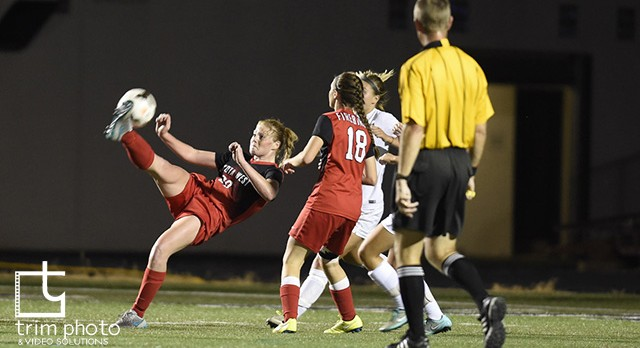 Lakota West Girls Soccer Ties With Rival Lakota East; 1-1