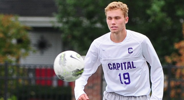 Lakota West Soccer Alum: Hunter Stiger Stops The Show With Overtime Winner!