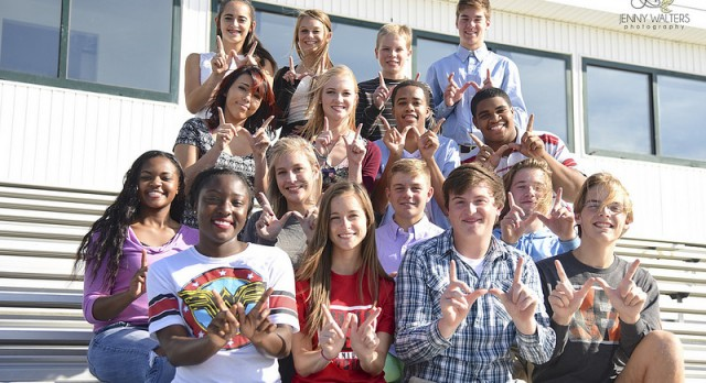 Meet the 2015 Lakota West Homecoming Court