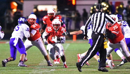 Lakota West Football: Firebirds Capitalize on Middie Turnovers in 42-0 Victory