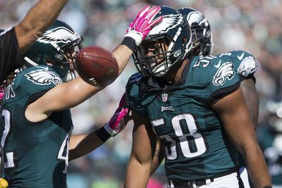 Lakota West Football Alum: Jordan Hicks Has Been Incredibly Awesome For The Eagles And No One Saw It Coming!