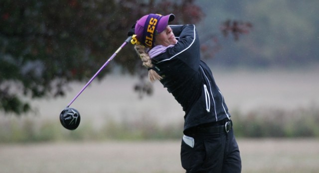 Lakota West Golf Alumni: Ali Green Named GLIAC Golfer of The Week After Earning Medalist Honors
