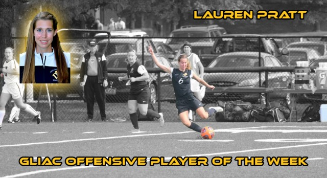 Lakota West Soccer Alum: Lauren Pratt Garners Second Career GLIAC Player of the Week Honors