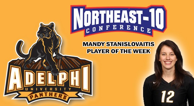 Lakota West Volleyball Alumni: Mandy Stanislovaitis Named School & Conference Player of the Week