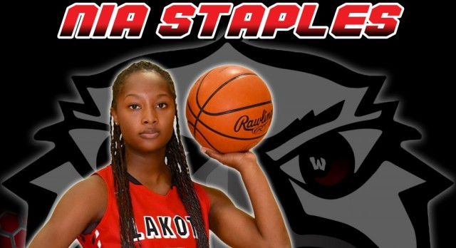 Vote For Nia Staples As The Next Larosas MVP!