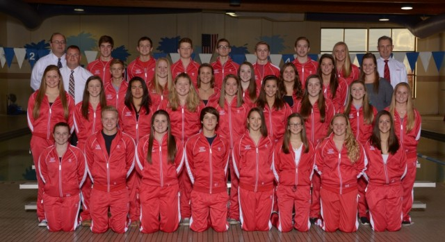Lakota West Swim & Dive: Girls Finish 3rd at GMC Meet; Boys Finish 5th