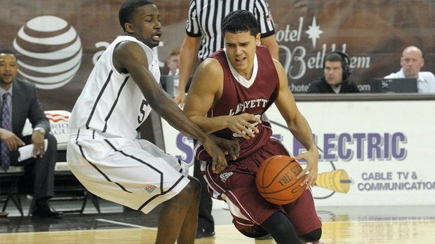Lakota West Basketball Alum: Monty Boykins Emerging as an Offensive Threat for Lafayette Men's Basketball Team