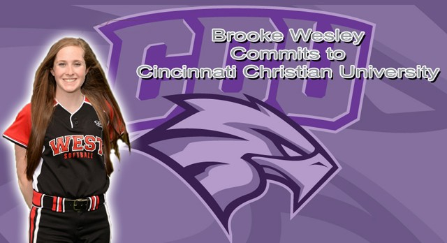 Lakota West Softball: Brooke Wesley Commits to Cincinnati Christian University