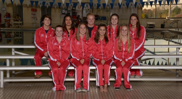 Lakota West Girls Swim Team Defeats McAuley On Senior Night; Boys Fall to LaSalle