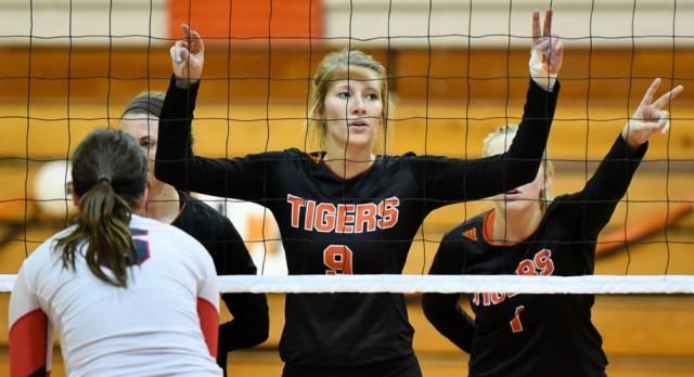 Lakota West Volleyball Alumni: Corri Muha Named NAIA Honorable Mention All-American