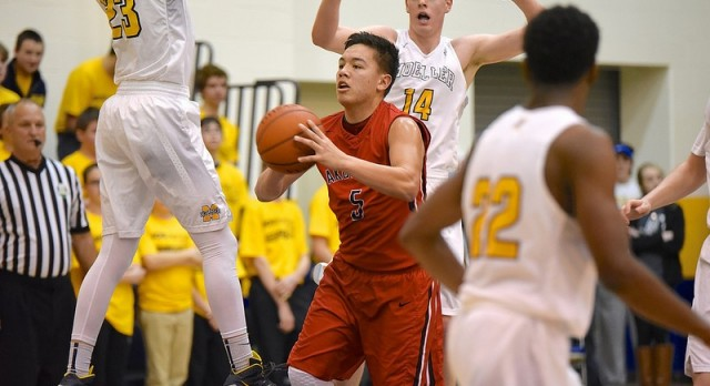 Lakota West Boys Basketball: Firebirds Struggle to Finish in Loss to Moeller