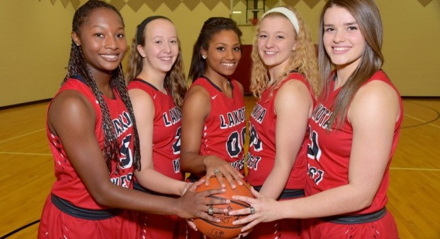 Lakota West Girls Basketball: Firebird Seniors Lead the Way in Victory over Sycamore