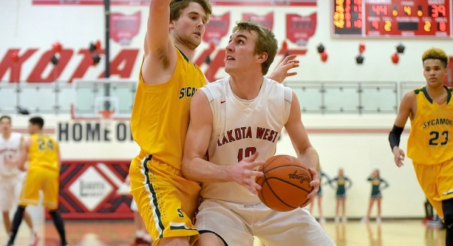 Lakota West Boys Basketball: Firebirds Move into 2nd in GMC with Sycamore Victory