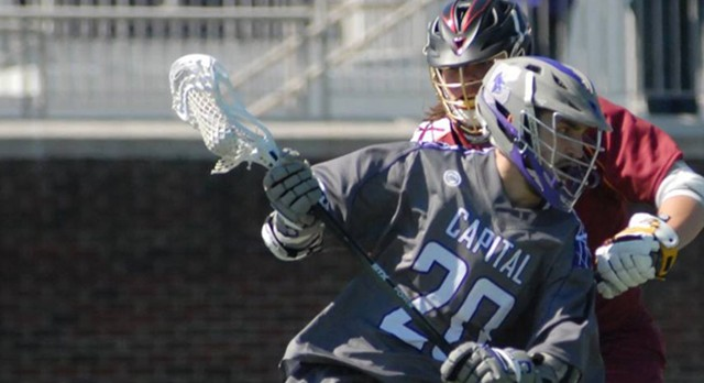 Lakota West Lacrosse Alum: Brennan O'Callaghan Scores 100th Goal in Young Capital Career!