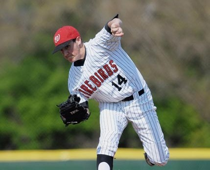 "Lakota West Baseball Alumni: ""Pitching Prospect Nate Smith turns adversity into learning experiences for Salt Lake Bees"""