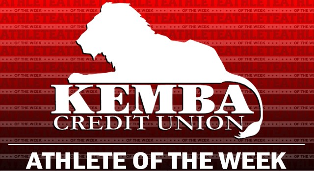 Kemba Credit Union Athletes of the Week 4/25/16 – 5/2/16