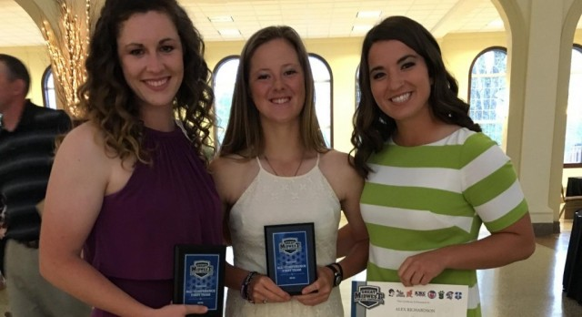 Lakota West Softball Alumni: Burbrink Named 1st Team All G-MAC