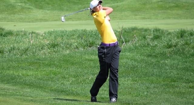 Lakota West Girls Golf Alumni: Ali Green Claims GLIAC Championship