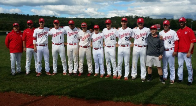 Lakota West Baseball: Muha pitches complete game in Senior Night Victory over Lakota East