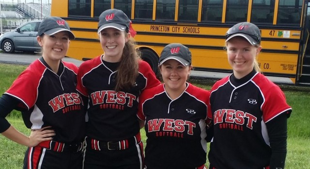 Lakota West Softball: Wesley pitches no-hitter against Princeton on Senior Night