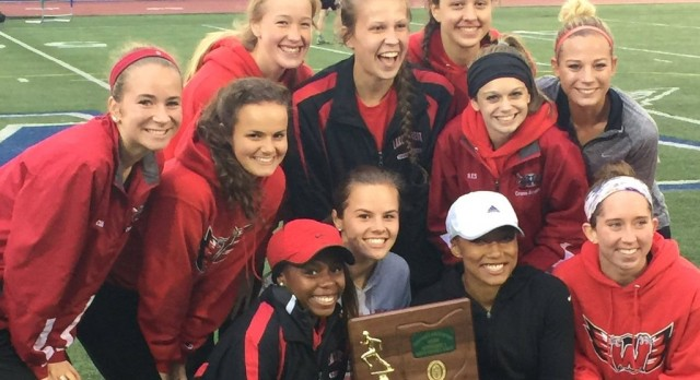 Lakota West Track & Field: Girls Win Districts; Boys Finish 4th