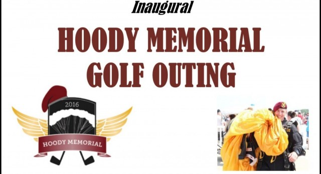 Memorial Golf Outing Formed in Rememberance of MSGT Corey Hood