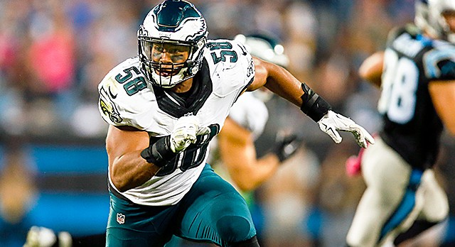 Lakota West Football Alum: Jordan Hicks Embraces Competition (Video)