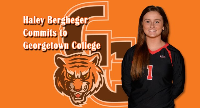 Lakota West Girls Volleyball: Haley Bergheger Commits to Georgetown College