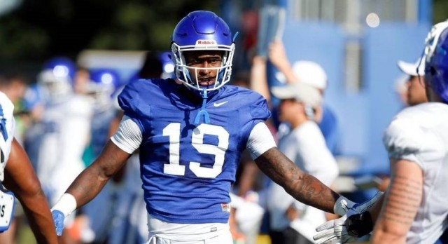 "Lakota West Alumni: ""Kentucky hopes new wide receiver could turn out to be a monster"""