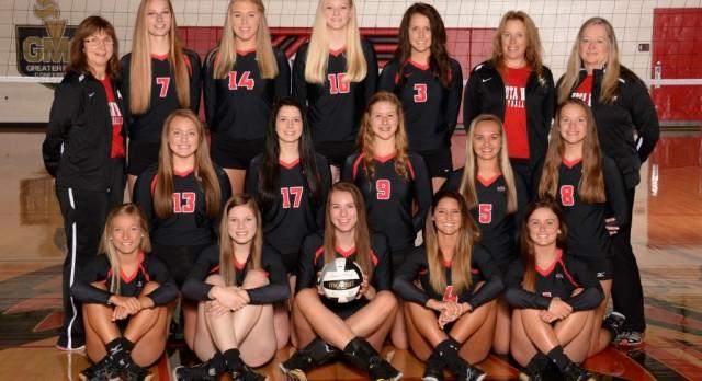 Lakota West Girls Volleyball Players Earn Postseason Accolades; Krause Named All-American