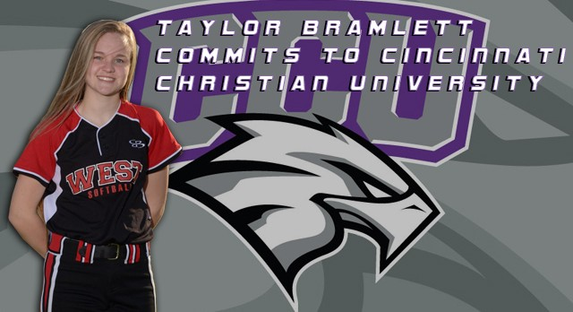 Lakota West Softball: Bramlett Commits to Cincinnati Christian University