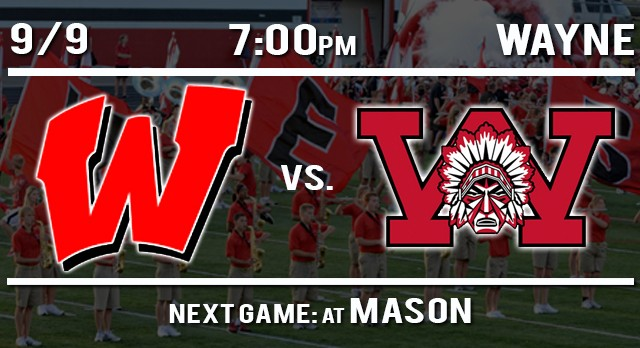 Lakota West vs. Wayne Football Game Info and Preview (Week 3-Future Firebird Night)