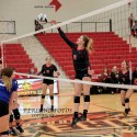 Photos: Lakota West Varsity Girls Volleyball vs. Middletown (Compliments of Ferland Foto)