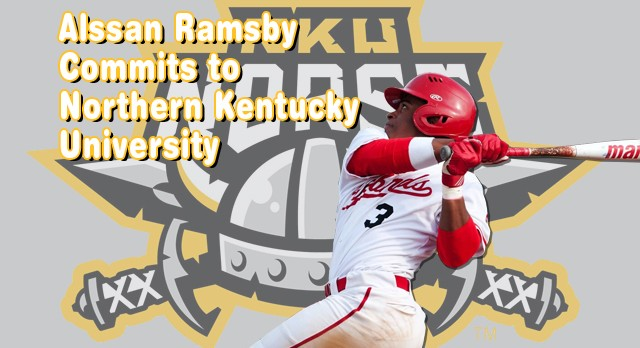Lakota West Baseball: Alssan Ramsby Commits to Northern Kentucky University