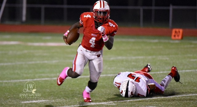 Lakota West Football: Vote Zelwn Robinson for Football Player of the Week