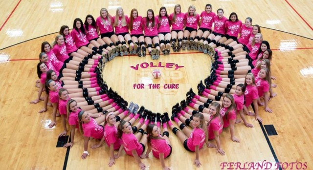 2016 Lakota West Volley for the Cure Sets Records
