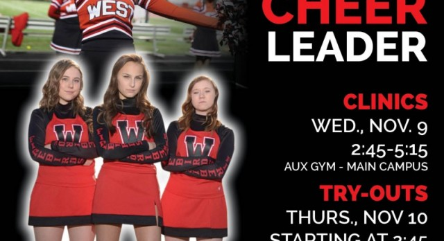 Lakota West Lacrosse Cheer Clinic and Tryout Info