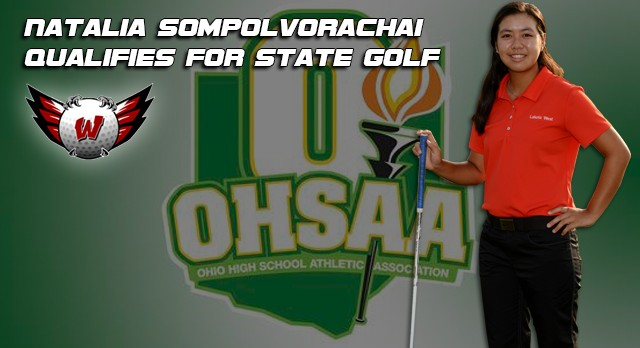 Lakota West Girls Golf: Sompolvorachai Qualifies for OHSAA State Championship; Team Finishes 6th
