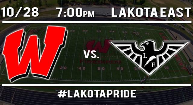 Lakota West vs. Lakota East Football Game Info and Preview