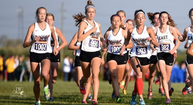 Lakota West Cross Country: Four Firebirds Earn All-GMC Honors at GMC Championships