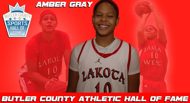 Amber Gray To Become First Lakota West Grad Inducted Into Butler County Sports Hall of Fame