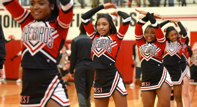 2016-17 Winter Cheerleading Squads Announced