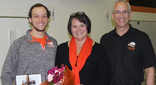 Lakota West Swimming Alum: John Raker Enjoys Success On Senior Day At Ohio Northern